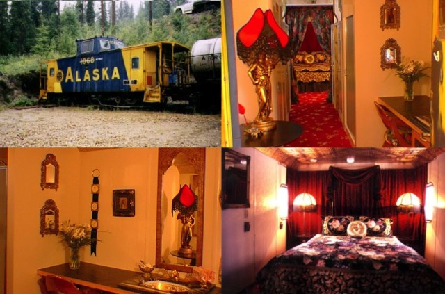 The Aurora Express Bed and Breakfast in Alaska