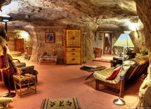 Kokopelli's Cave Bed and Breakfast in New Mexico