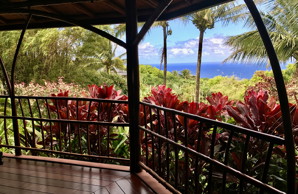 Glamping in Hawaii at the Maui Eco Retreat