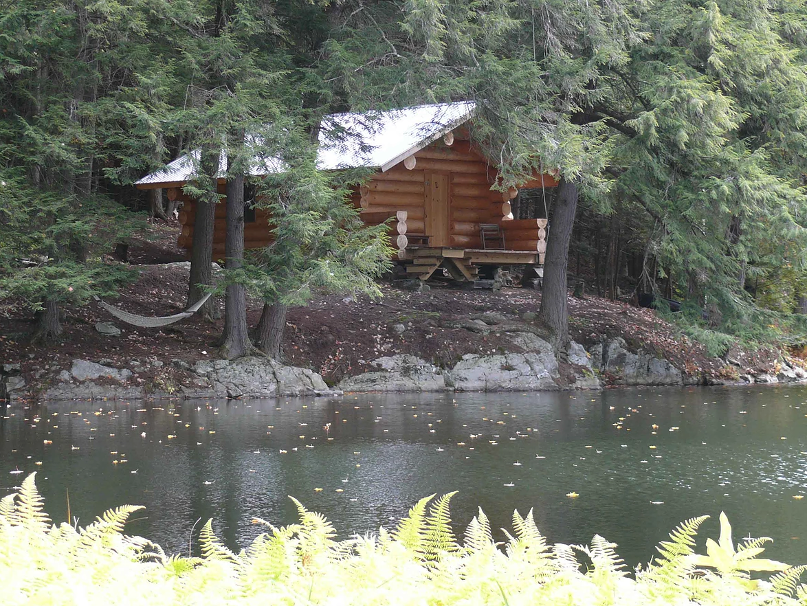 glamping in Vermont at Cabinsense